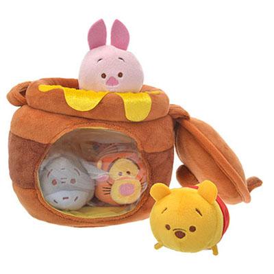 Amazing Disney Tsum Tsum Honey Pot 2017 Honey Pot Tsum Tsum Bag Set Frankydiablos Diy Chair Ideas Frankydiabloscom
