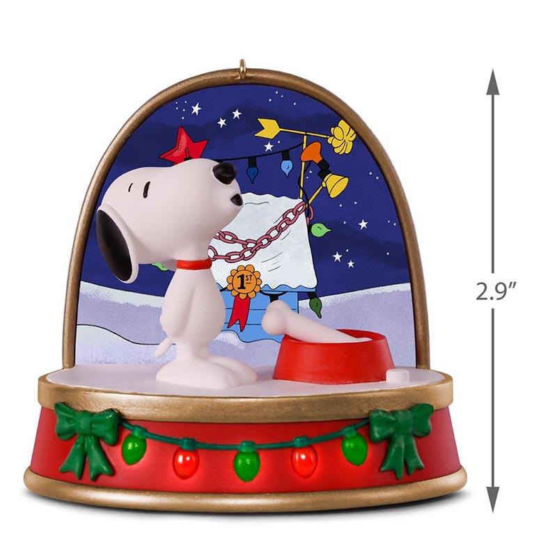 Hallmark Keepsake Ornaments List by Year 2018 Peanuts – A Charlie Brown  Christmas Snoopy Ornament With Sound and Light - Hallmark Keepsake Ornaments List By Year 2018 Peanuts €� A Charlie