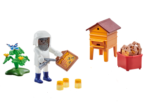 Playmobil Country - 6573 Beekeeper with Hive