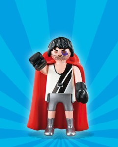 Playmobil Figures Series 1 Boys - Boxer