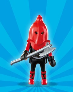 Playmobil Figures Series 1 Boys - Executioner