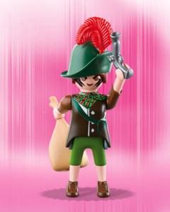 Playmobil Figures Series 1 Girls - Robber Woman