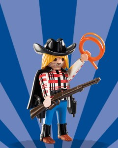 Playmobil Figures Series 6 Boys - Cowboy