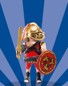 Playmobil Figures Series 6 Boys - Gladiator