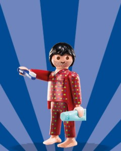 Playmobil Figures Series 6 Boys - Man in Pajamas