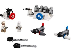 Action Battle Hoth™ Generator Attack LEGO® Star Wars™