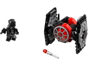 First Order TIE Fighter™ Microfighter LEGO® Star Wars™
