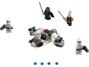 Jedi™ and Clone Troopers™ Battle Pack LEGO® Star Wars™