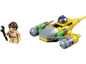 Naboo Starfighter™ Microfighter LEGO® Star Wars™