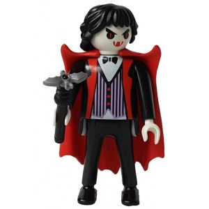 Playmobil Figures Series 15 Boys - Vampire
