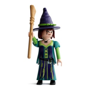 Playmobil Figures Series 15 Girls - Witch