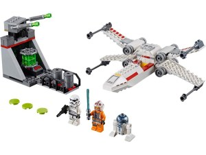 X-Wing Starfighter™ Trench Run LEGO® Star Wars™