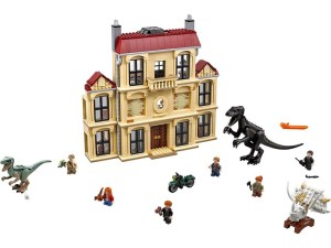 LEGO® Jurassic World™ Products Indoraptor Rampage at Lockwood Estate - 75930