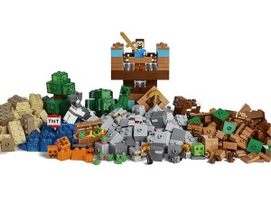 LEGO® MINECRAFT Products The Crafting Box 2.0 - 21135