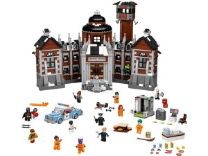 LEGO® The Batman Movie Products Arkham Asylum™ - 70912