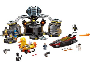 LEGO® The Batman Movie Products Batcave Break-in - 70909