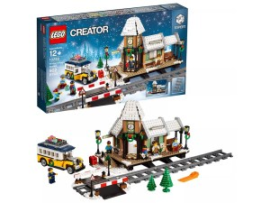LEGO Creator Expert Winter Village Station 10259