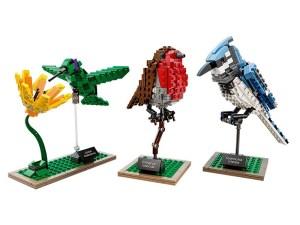 LEGO Ideas – 21301 Birds