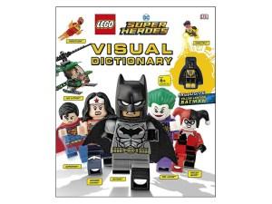 Lego Books LEGO® DC Super Heroes Visual Dictionary 5005730