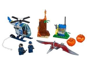 Lego Juniors Jurassic World™ Pteranodon Escape 10756