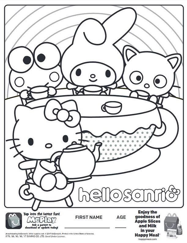 Pikmi Pop Toys Coloring Pages