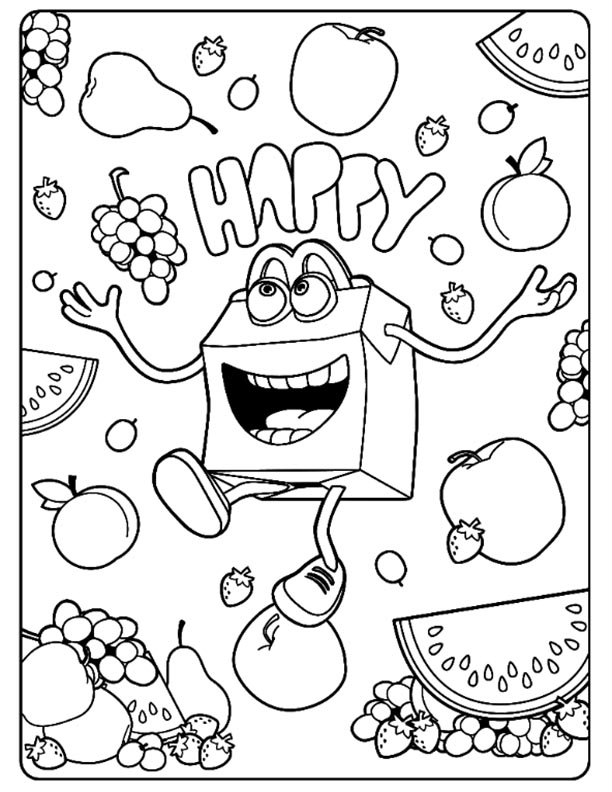 mcdonalds happy meal coloring activities sheet 01