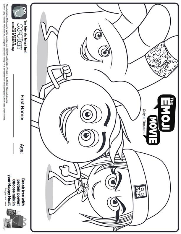 Kleurplaten Emoji Unicorn.20 Shrimp Emoji Movie Coloring Sheets Ideas And Designs