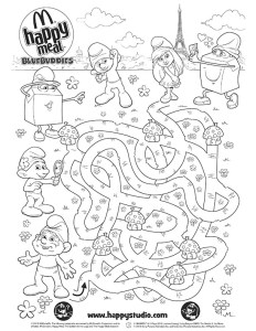 the-smurfs_2_maze-mcdonalds-happy-meal-coloring-activities-sheet