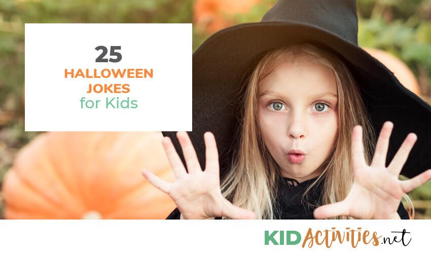 20/07/2021· enjoy these funny halloween jokes, from corny halloween jokes for kids to the best halloween dad jokes. 25 Funny Halloween Jokes For Kids Kid Activities