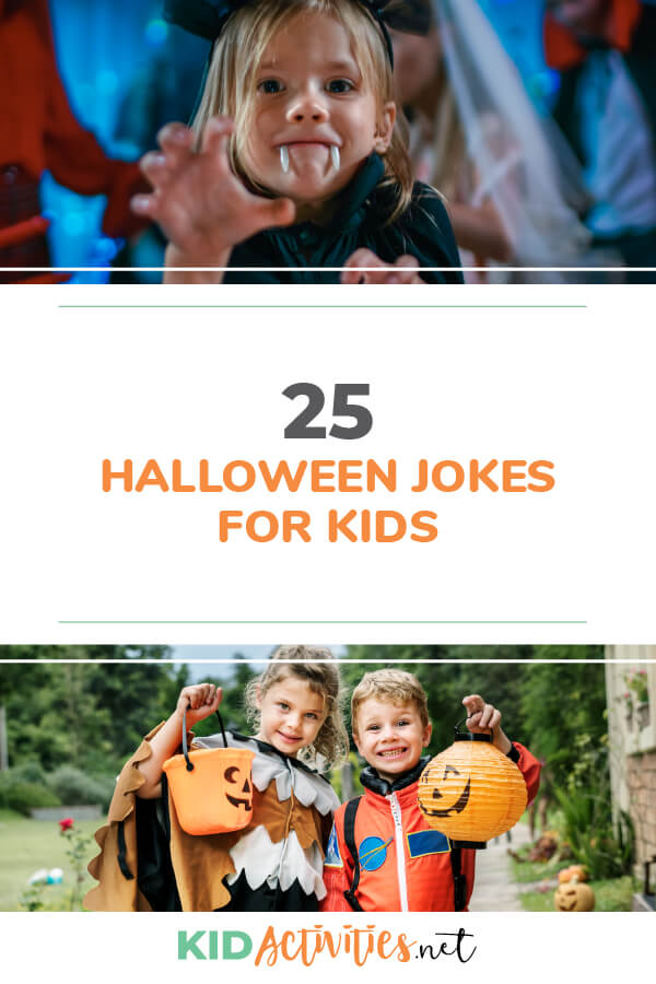 Our 3 year old … 25 Funny Halloween Jokes For Kids Kid Activities
