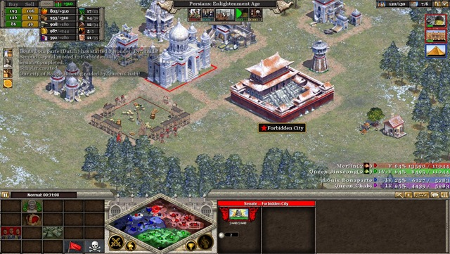 Rise of Nations: The Forbidden Capital