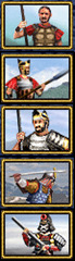 Rise of Nations: Japan infantry