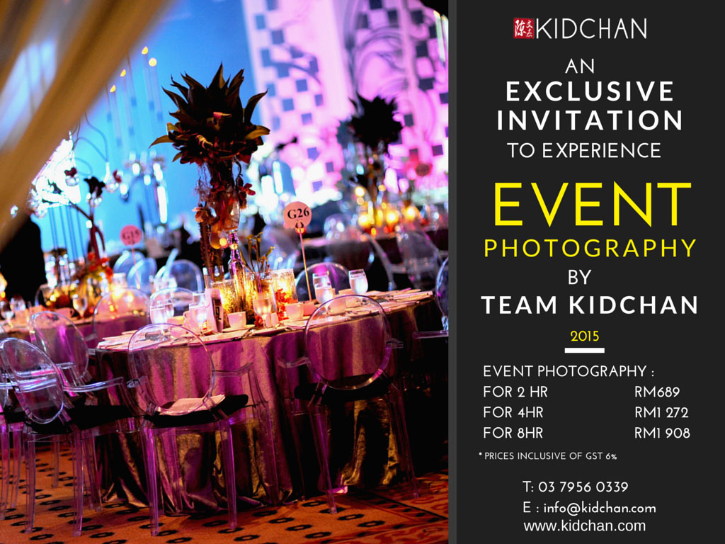 Corporate Event Photography Rates - Corporate Wedding Family