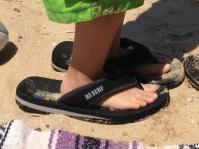 Daddy's Flip Flops- Michele Carroll