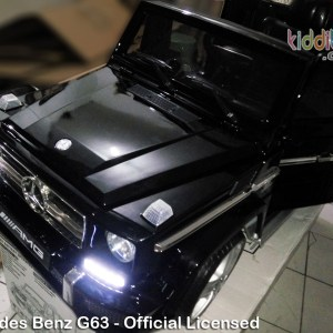 Jeep Mercedes Benz G63 Lisensi PK9728N