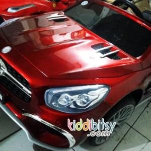 Mercedez Benz SL65 mobil aki