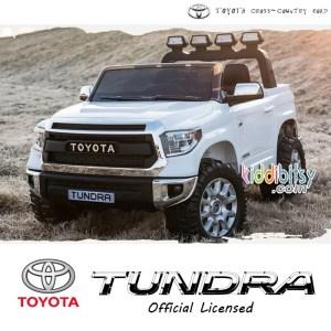 TOYOTA TUNDRA Lisensi