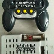 Modul Relay dan Remote Bluetooth Mainan Mobil Aki