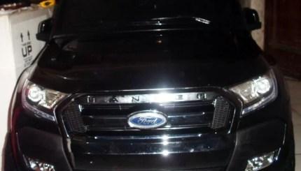 Review Mobil Aki Mainan FORD Ranger Licensed