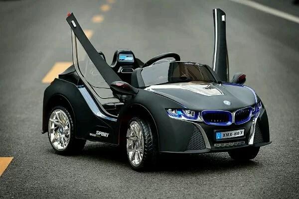 BMW i8 Sport AutoWheeler Image