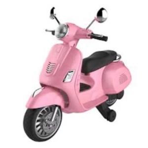 motor aki anak model vespa scooter