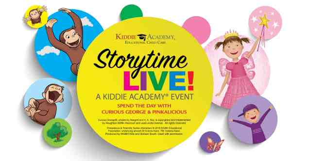 Image result for storytime live kiddie academy