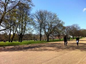 Hyde Park/ Kensington Gardens