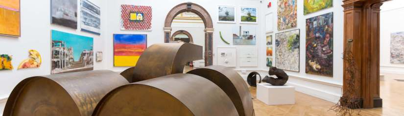 Summer Exhibition 2014, Royal Academy of Arts, London