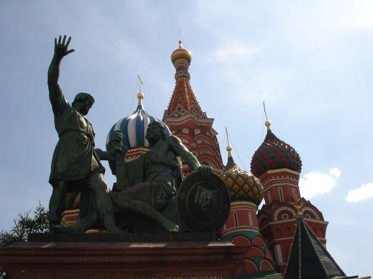 What (not) to do on Red Square in Moscow