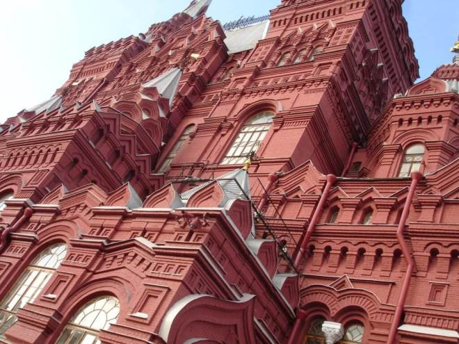 Historical Museum Red Square