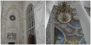 Polytechnic museum pavilion, ornate details