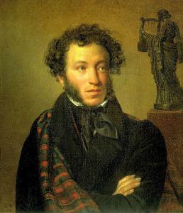 Kiprensky's Pushkin