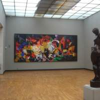 New Tretyakov Gallery at Krymsky Val, Moscow