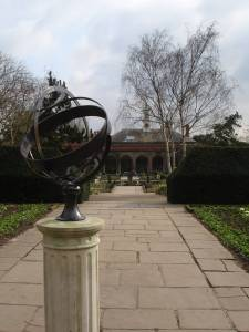 Formal Gardens and Orangery at Holland Park